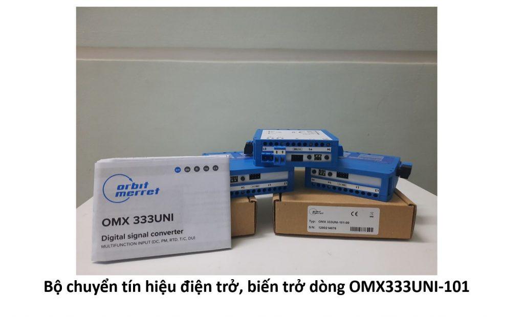 OMX333UNI-101 Bô chuyển tín hiệu