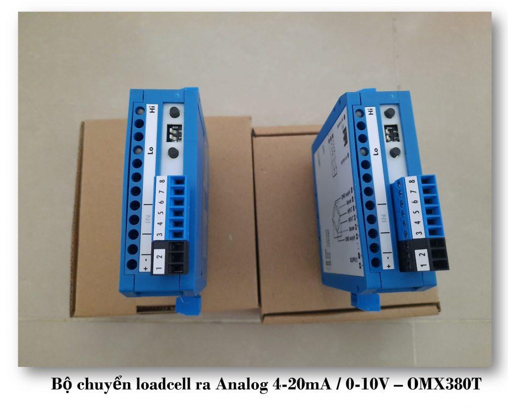 Bộ chuyển của hãng Orbit Merret - OMX380T