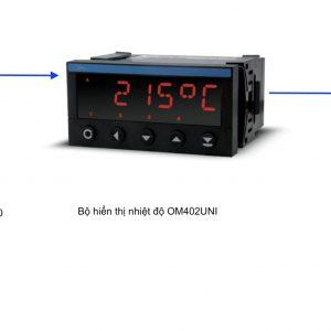Ứng dụng trong cảnh báo nhiệt độ Pt100