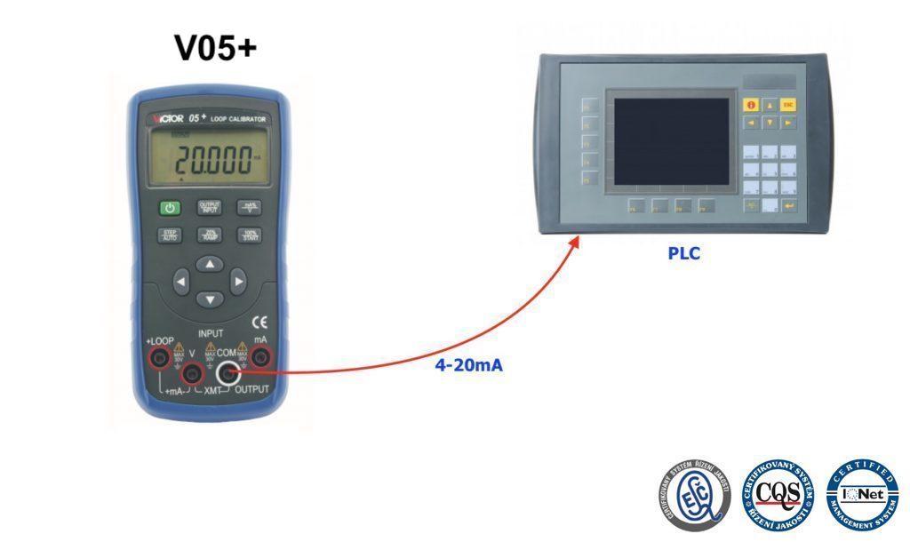 Ứng dụng bộ V05+