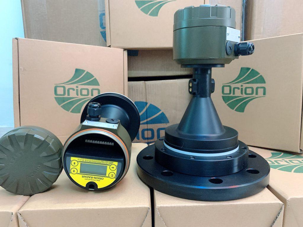 Cảm biến radar đo mức silo