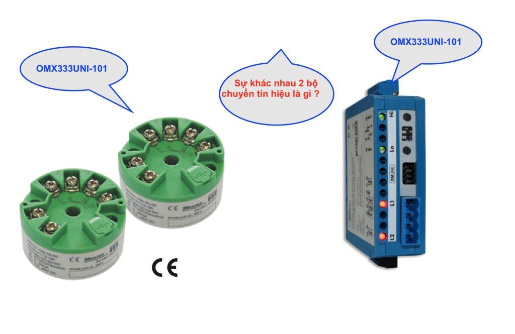 Bộ chuyển tín hiệu MST320 và OMX333UNI-101