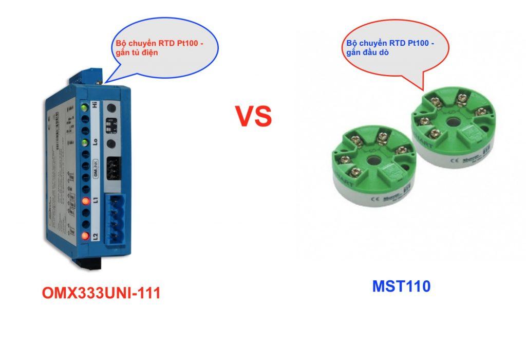 So sánh 2 dòng chuyển tín hiệu thường dùng