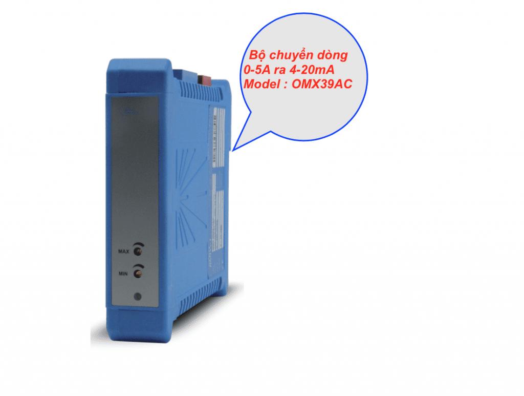 Transducer 0-5A sang 4-20mA