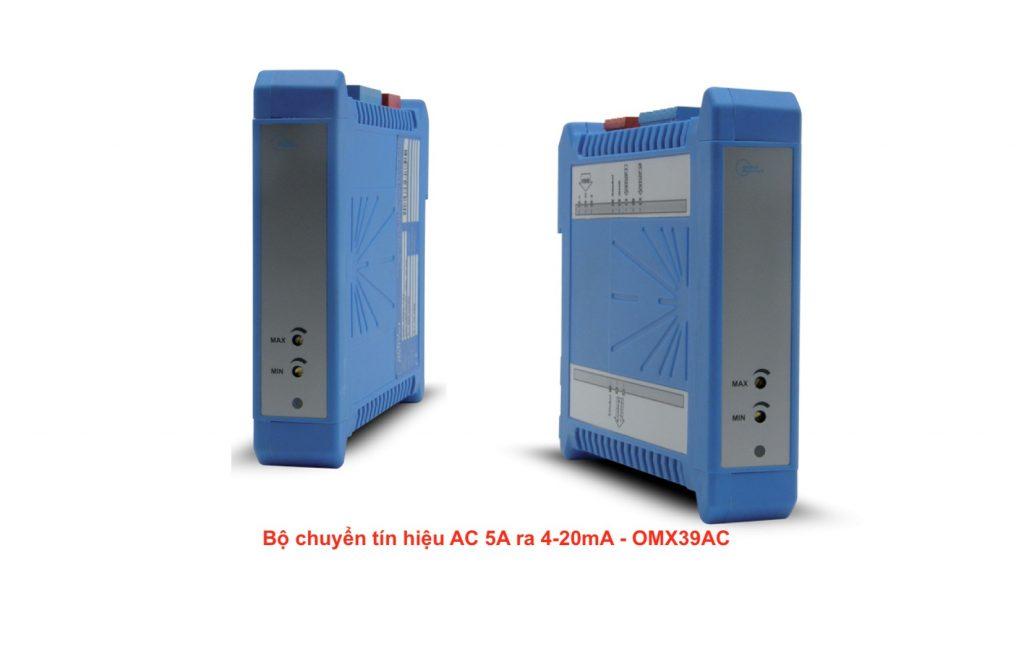 Bộ chuyển tín hiệu 0-5A sang 4-20mA