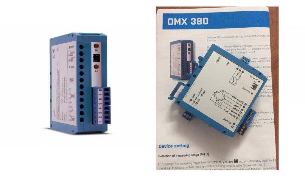 Bộ chuyển tín hiệu Load cell ra analog 0-10V