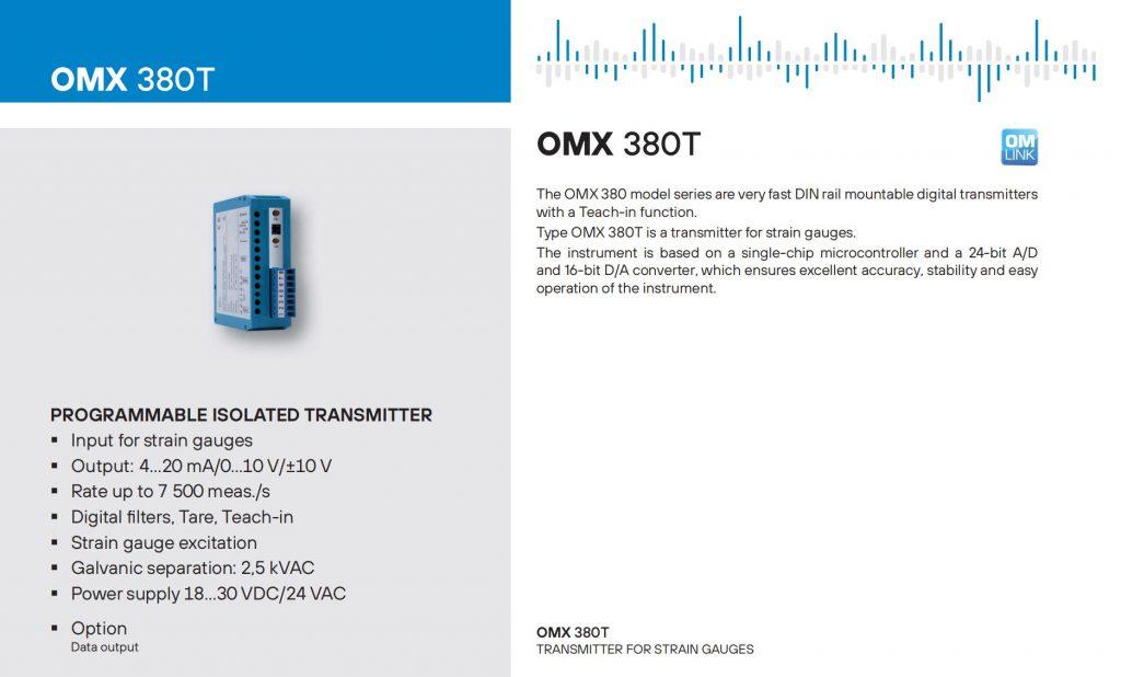 Bộ chuyển tín hiệu OMX380T