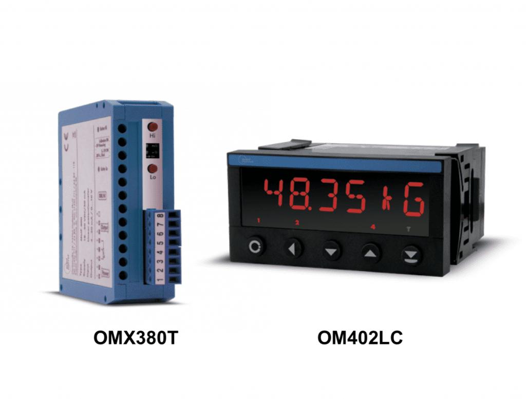 Bộ khuếch đại tín hiệu cân loadcell ra 4-20ma