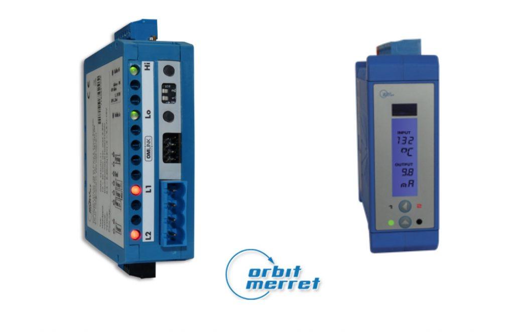 Bộ khuếch đại tín hiệu dòng 4-20mA