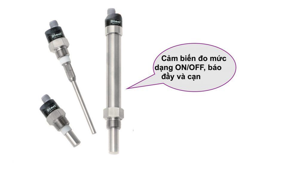Cảm biến điện dung đo mức nước dạng ON/OFF