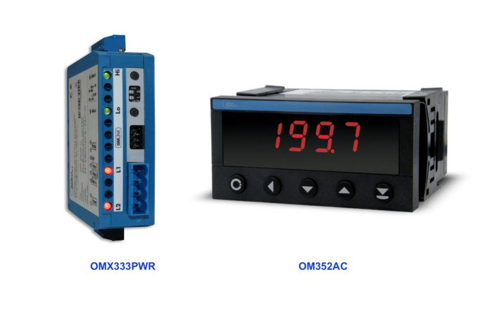 Bộ đo điện áp 230V và 380V ngõ ra 4-20mA