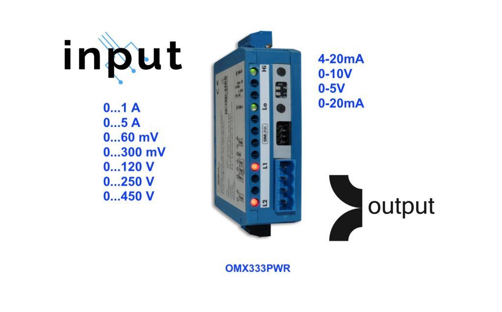 Bộ giám sát điện áp OMX333PWR
