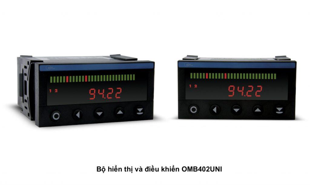 Bộ hiển thị và điều khiển OMB402UNI