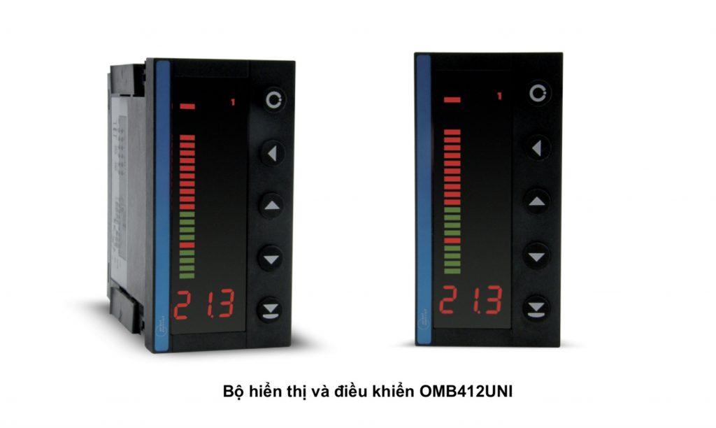 Bộ điều khiển và hiển thị OMB412UNI