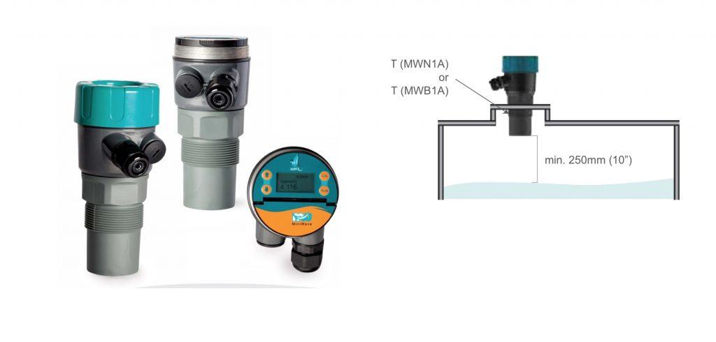 MWB1A - cảm biến được dùng nhiều nhất
