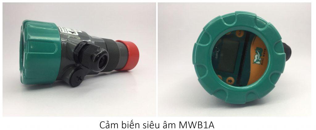 Cảm biến siêu âm MWB1A