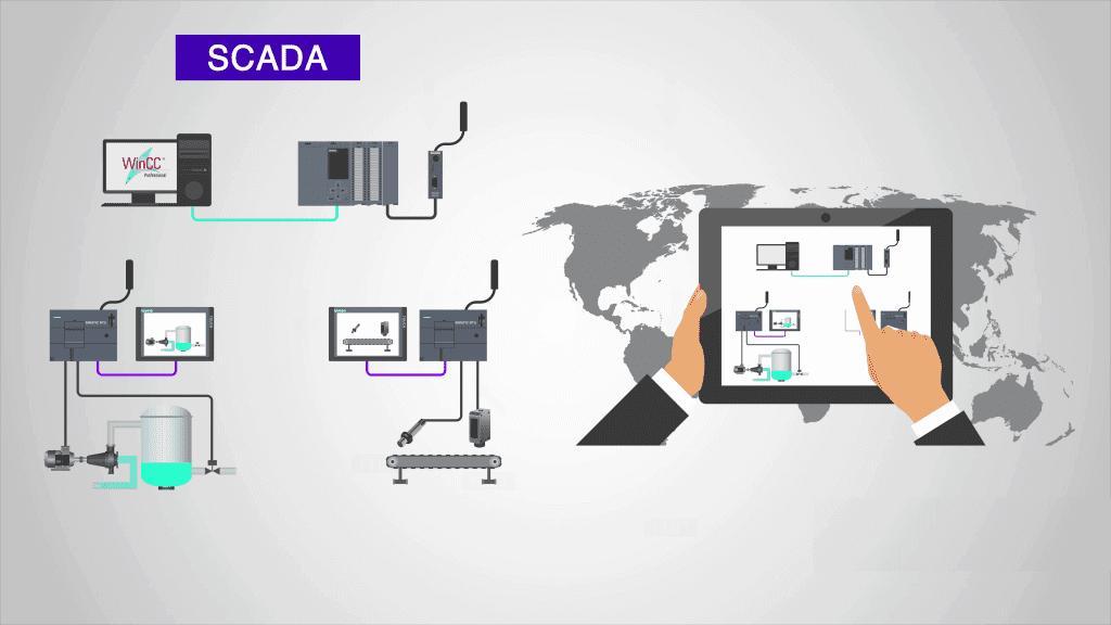 Sự khác nhau giữa DCS và SCADA là gì ?