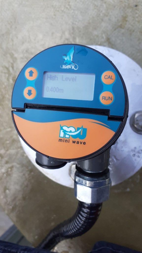 Cảm biến đo thể tích MWB1A