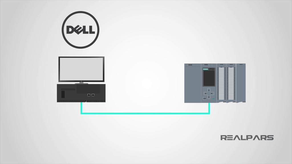 Dùng PC để điều khiển