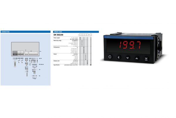 Bộ điều khiển nhiệt độ OM402UNI
