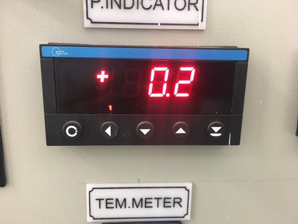 Bộ điều khiển nhiệt độ trong thực tế