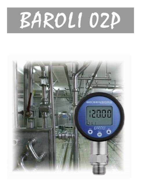 Đồng hồ Baroli 02P - JSP