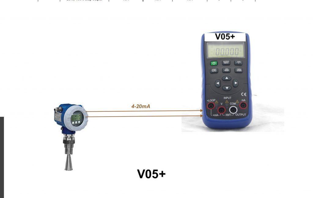 V05+ với chức năng đo dòng