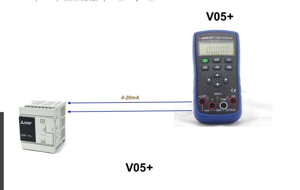 Đồng hồ V05+ với chức năng phát dòng