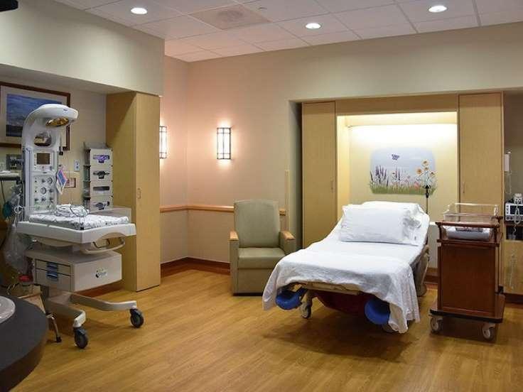 Phòng áp lực âm thực tế