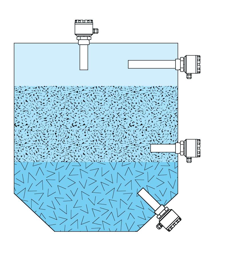 Cách lắp cảm biến dòng điện dung