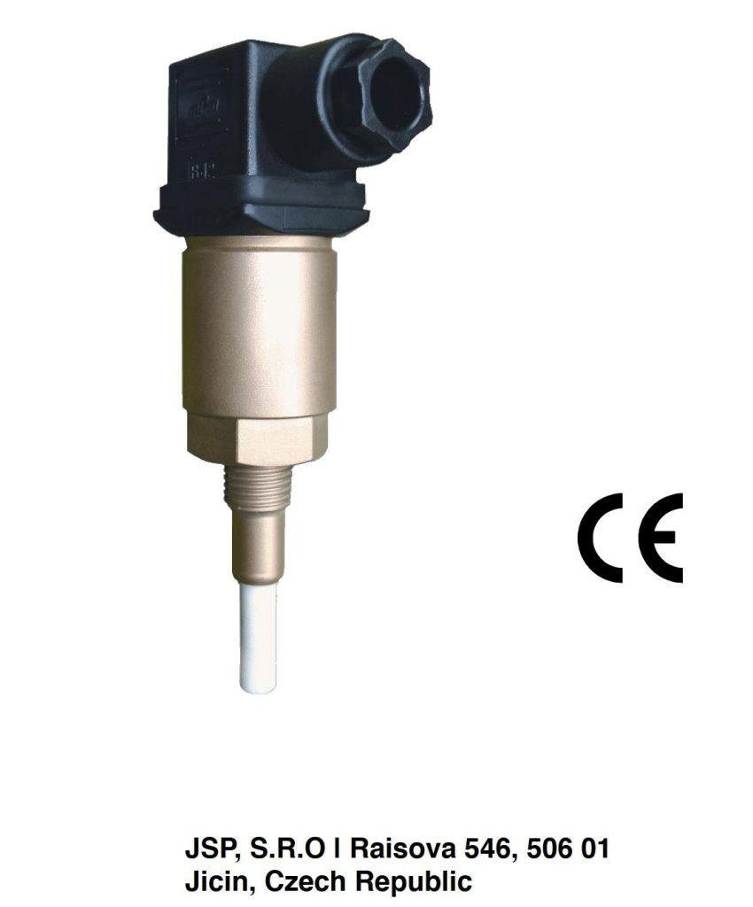 Cảm biến đo mức điện dung của JSP