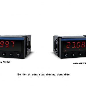 Bộ hiển thị điện áp và dòng OM352AC