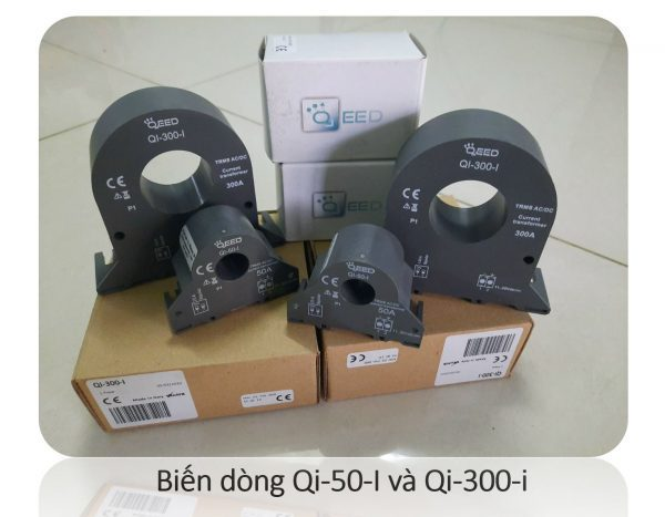 Biến dòng Qi-300-i và Qi-50-i