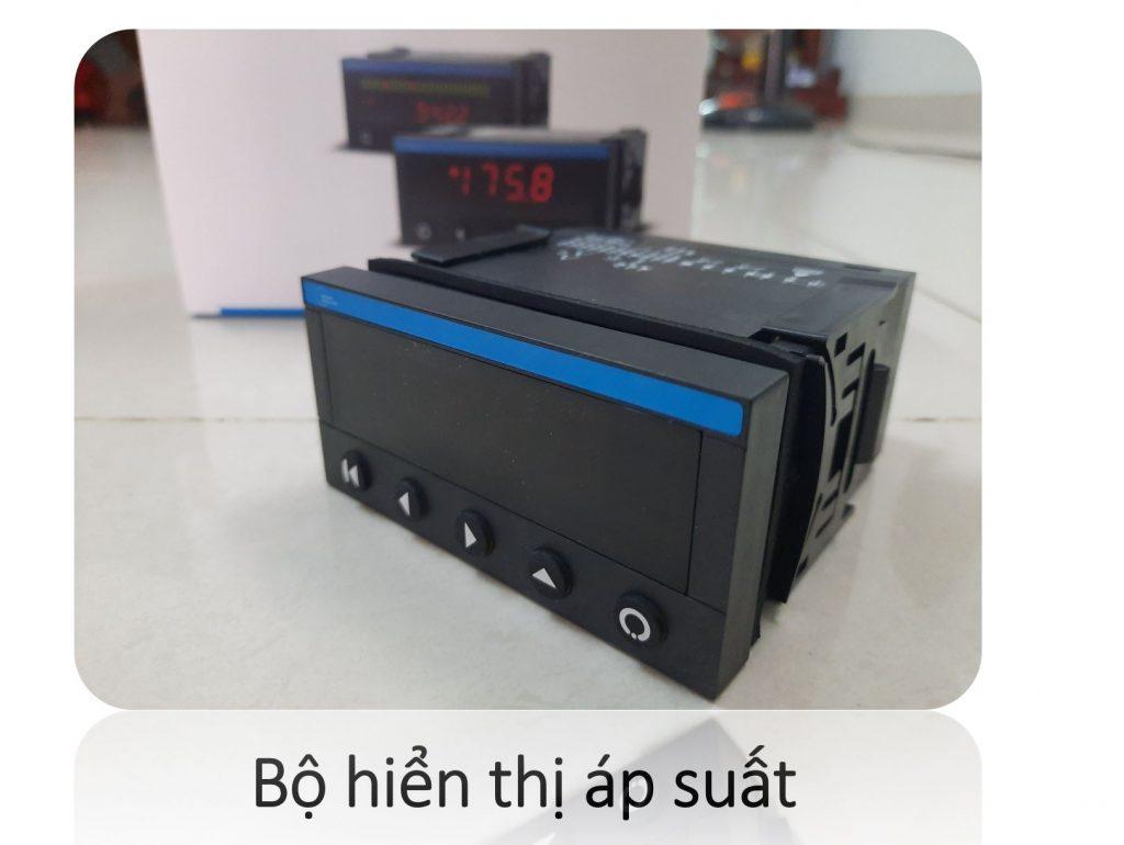 Bộ hiển thị thường dùng với cảm biến đo áp
