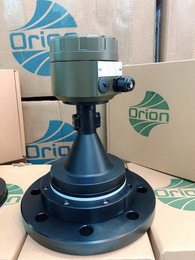 Cảm biến radar RDR350 với mặt bích