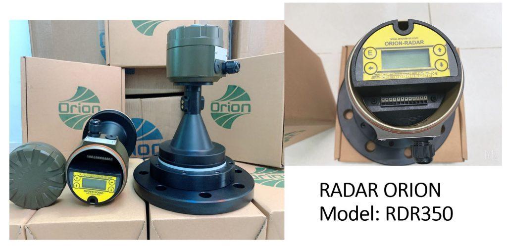 Cảm biến đo mức radar ORION
