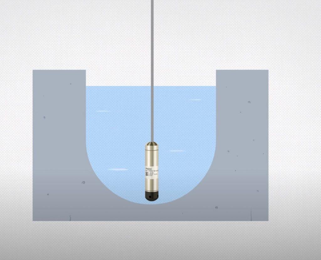 Nguyên lý đo mức thủy tĩnh
