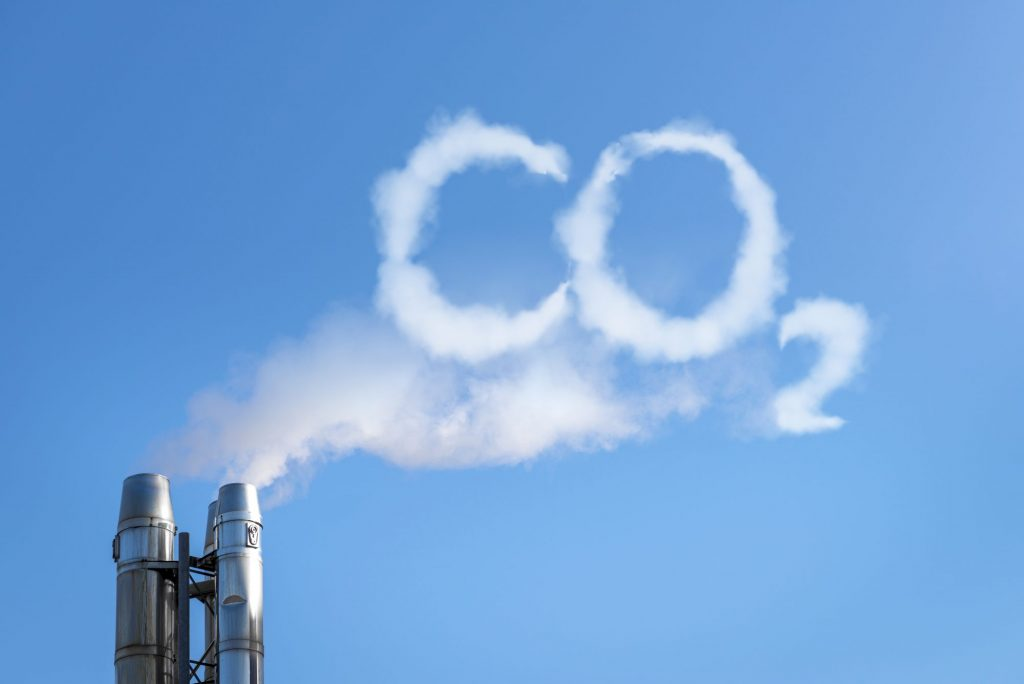 Khí CO2 gây hiệu ứng nhà kính