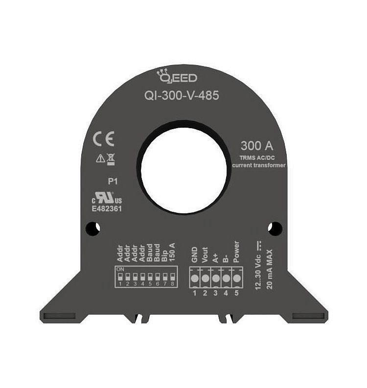 QI-300-V-485 CT dòng ra 0-10V