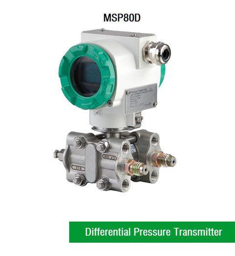 Cảm biến chênh áp MSP80D