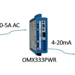 Ứng dụng bộ chuyển OMX333PWR