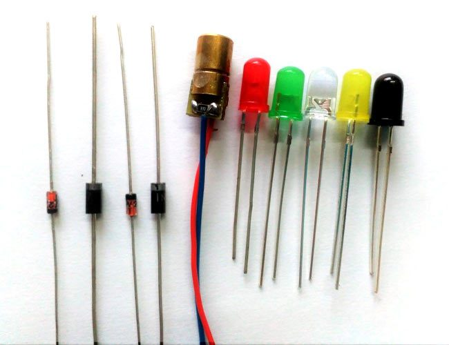 Photo diode